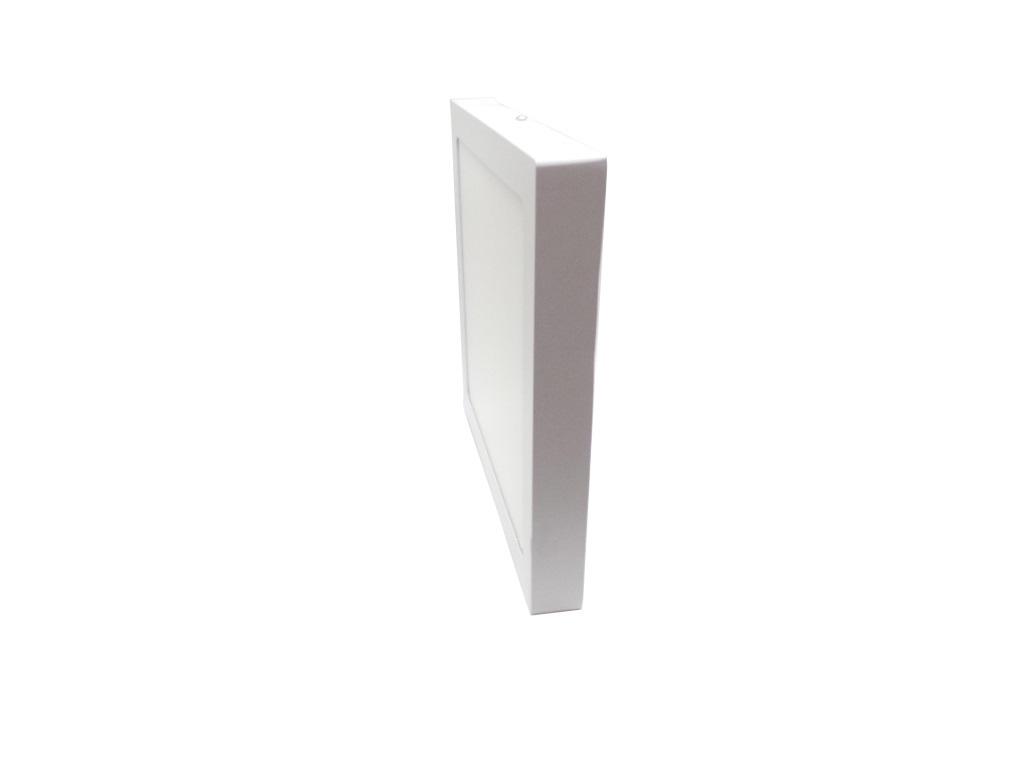 Plafoniere Quadrate Soffitto : P3 q24w)plafoniera led quadrata 24w da soffitto parete con